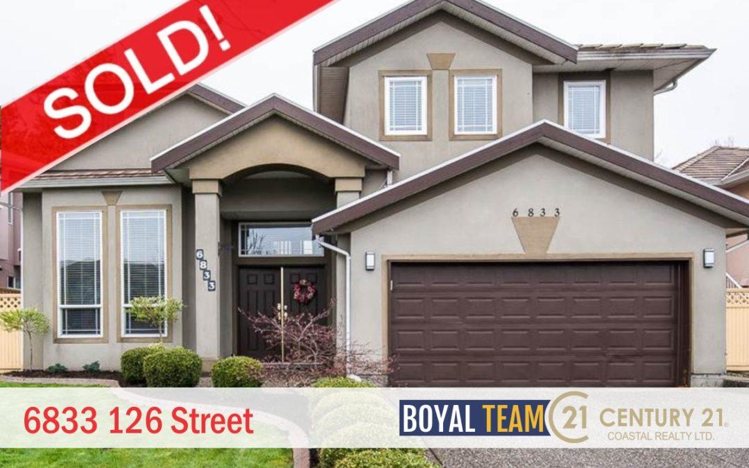 Sold – 6833 126 Street