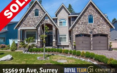Sold – 15569 91 Avenue, Surrey