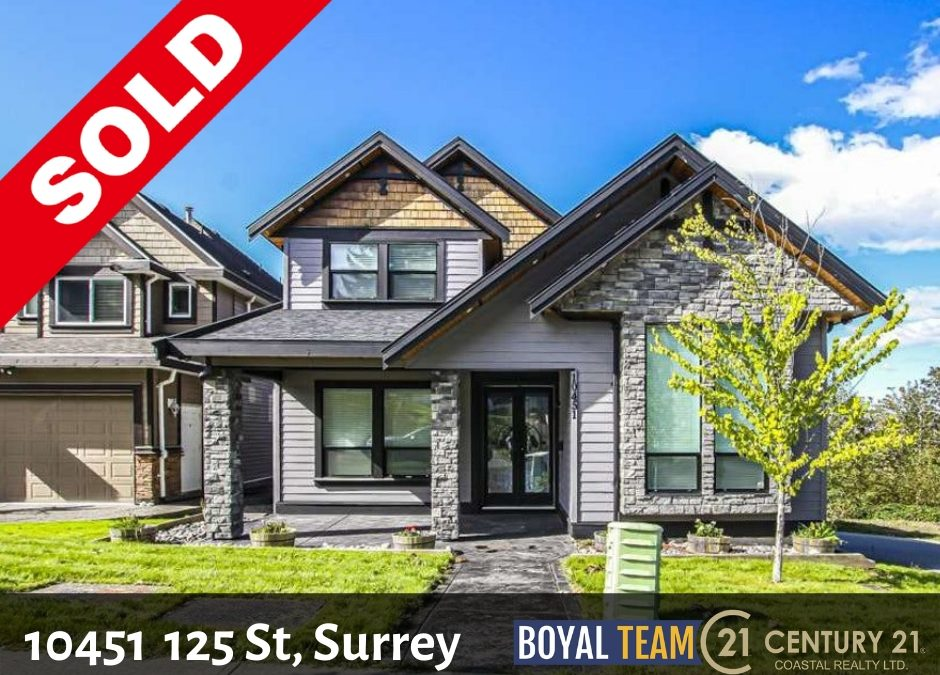 Sold – 15569 91 Ave, Surrey