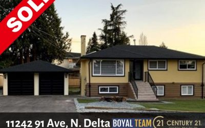 Sold – 11242 91 Avenue, North Delta