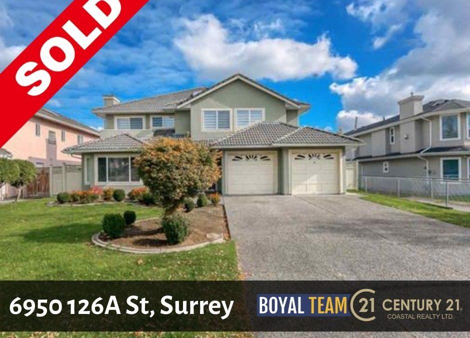 Sold – 6950 126A St, Surrey